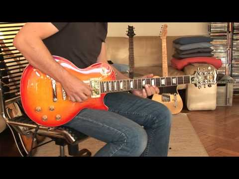 Epiphone Les Paul 1960 Tribute Plus Flametop