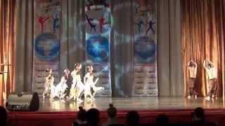 Образцовый хореографический ансамбль 'СТИЛЬ'-Нефтеюганск  Санкт Петербург 2014