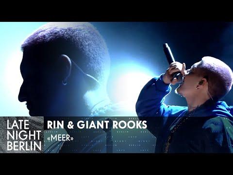 RIN & Giant Rooks - Meer | TV Premiere | Live bei Late Night Berlin | ProSieben