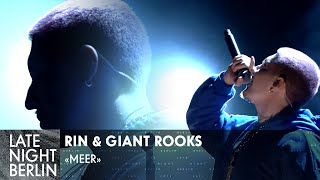 RIN & Giant Rooks - Meer | TV Premiere | Live bei Late Night Berlin | ProSieben