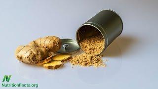 Ginger for Osteoarthritis