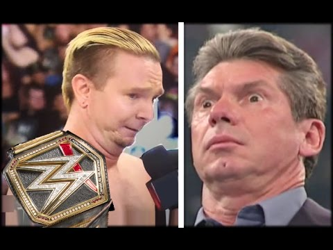 5 Reasons Why James Ellsworth Will Be WWE World Champion Soon