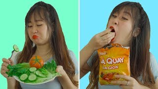 EASY WAYS TO MAKE YOUR INSTAGRAM PHOTOS VIRAL | Fun and Creative Photo Ideas Instagram vs Real Life!