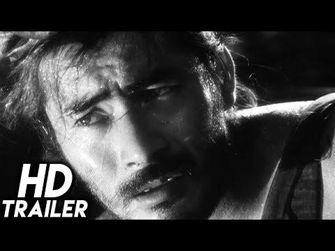 Rashômon (1950) ORIGINAL TRAILER [HD 1080p]