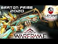 Braton Prime Build 2020 (Guide) - Old Faithful Revised (Warframe Gameplay)