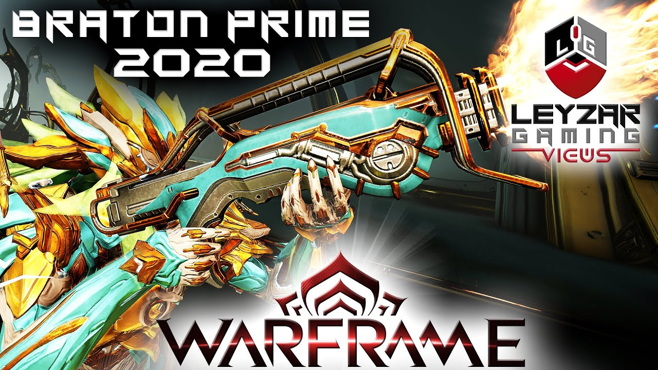 Braton Prime Build 2020 (Guide) - Old Faithful Revised (Warframe Gameplay) thumbnail