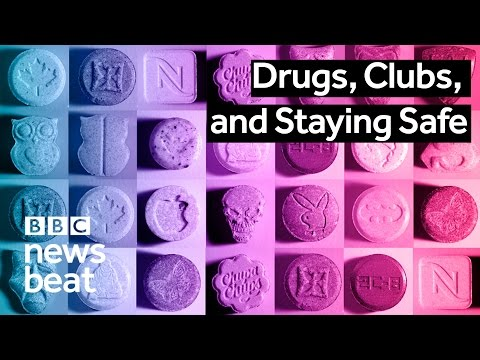 Drugs, Clubs, and Staying Safe | BBC Newsbeat