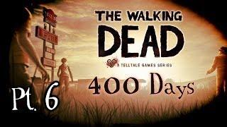 The Walking Dead 400 Days w/ Kootra Part 6