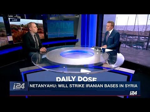 Israel wants Iran out of Syria, Netanyahu sends Assad this message through a third party.