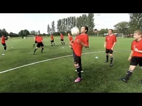 Master coach - soccer team try outs