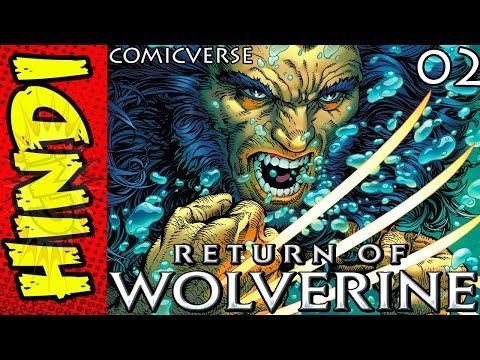 Return Of Wolverine - 2 | Daken | Marvel Comics Explained in Hindi | #ComicVerse