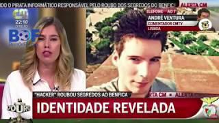 Andre Ventura exige sanção exemplar contra o Benfica