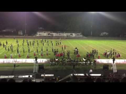 Dunlap Marching Eagles Metamora Competition 10/8/16