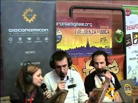 GN Interview: Intervista a Roberto Bernocco durante PLAY 2011