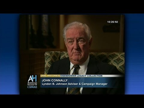 John Connally admits he was shot by a seperate bullet!