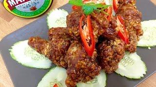 Marmite Chicken Recipe 妈蜜鸡  Huang Kitchen