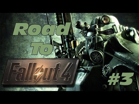 SPRINGVALE SCHOOL MASSACRE! - Very Hard! No Stimpaks! (Fallout 3) #3 - Road to Fallout 4