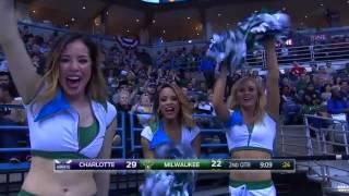 Charlotte Hornets vs Milwaukee Bucks    FULL HIGHLIGHTS    Apr 10, 2017    NBA