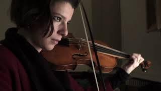 Emmanuelle Dauvin - OVNI Baroque ou la pratique simultanée du violon et de l'orgue :)