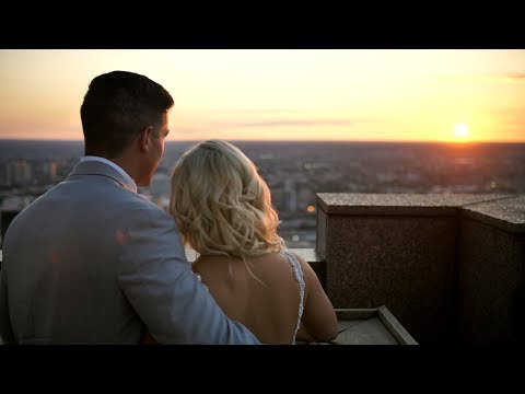 Jordan & Jake- A Top of the Tower Philadelphia Love Story