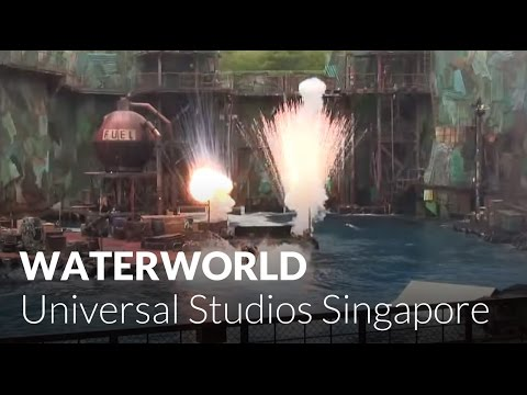 WaterWorld (Full Show) - Universal Studios Singapore