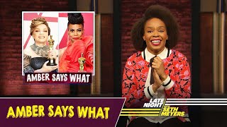 Amber Says What: The 2019 Oscars