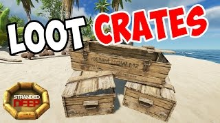 Stranded Deep - Loot Crates! - S3E02 - Let