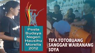 Musik Tradisional Maluku, Tifa Totobuang Soya di Morella 2012 - Stafaband
