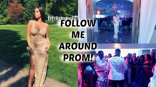 FOLLOW ME AROUND: PROM 2017!♡