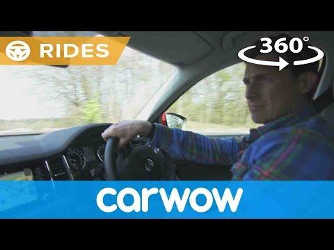 Skoda Kodiaq SUV 2017 360 degree test drive | Passenger Rides