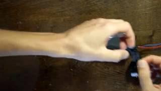 видео гарантийная пломба наклейка