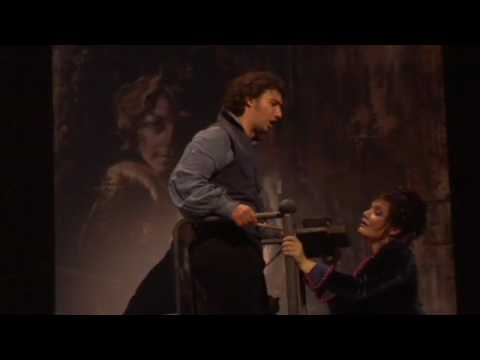 Trailer of TOSCA at the Bavarian State Opera