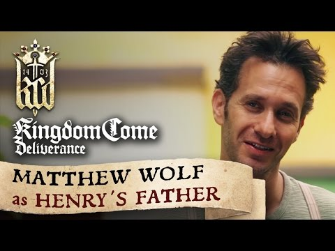 Kingdom Come: Deliverance presents: Matthew Wolf as Henry's father
