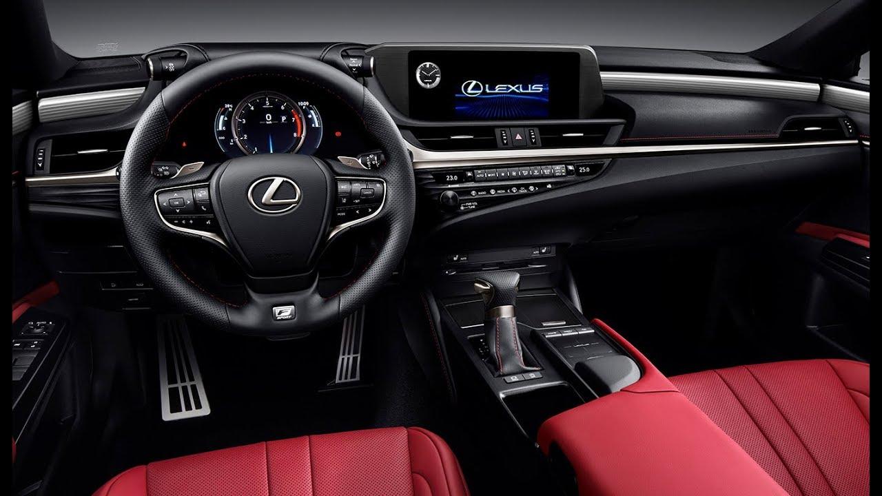 Lexus Es 350 Lease >> Recommended: 2019 Lexus ES ES 350 F Sport FWD lease $369