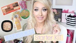 Drugstore Favourites, Beginner Makeup Tips & Starter Kit 2017 | DramaticMAC