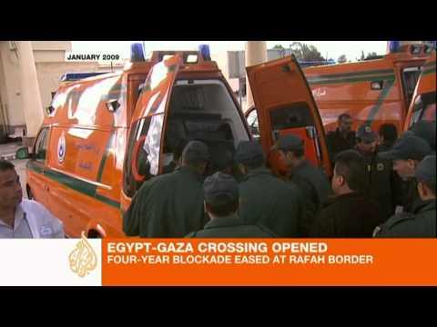 Rafah Crossing reopened
