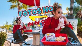 SESSÃO DE FOTOS NO IN N OUT - vlog CALIFORNIA