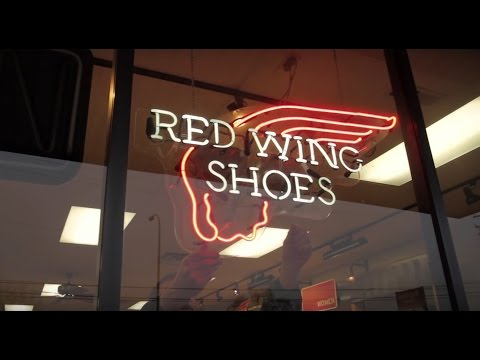 Red Wing Shoes Presents: An Enduring Spirit