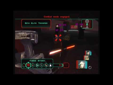 Star Wars KOTOR 2 Walkthrough (Dark Side) 134: Freedon Nadd's Tomb Pt.2