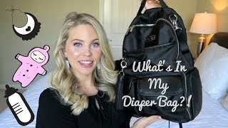 Video WHAT'S IN MY DIAPER BAG!? | ITZY RITZY BACKPACK download MP3, 3GP, MP4, WEBM, AVI, FLV Mei 2018