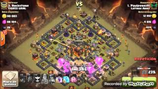 Clash of Clans: Latinos Army / Th10 vs Th10 / Pentaloon - Heroes 25-36