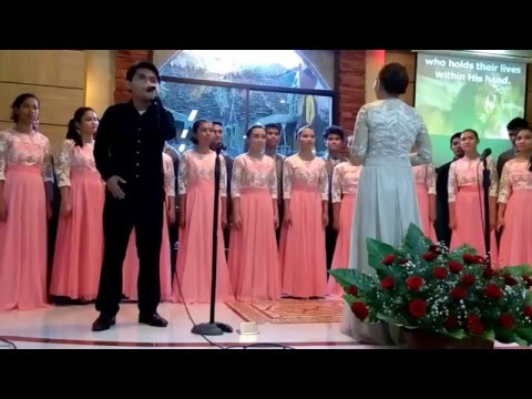 """Father forgive them"" by ICSDACC Youth Choir"
