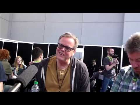 NYCC 2018  BATMAN: THE ANIMATED SERIES Roundtable  w Bruce Timm CoCreatorProducer