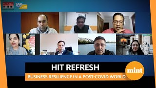 Hit Refresh: Business Resilience in a Post-Covid World | A thought-leadership discussion