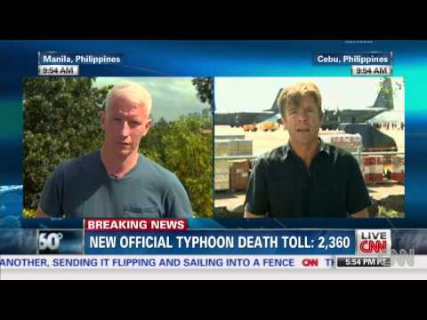 Anderson Cooper 360: The Strength of the Filipino people