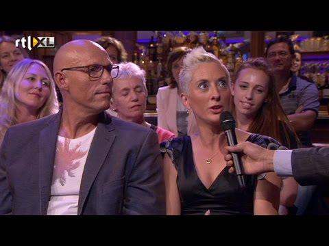 'Het is het genot van elkaar zien vrijen' - RTL LATE NIGHT