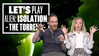 Let's Play Alien: Isolation Episode 1: SHIPS ARE SPACESHIPS FOR THE SEA