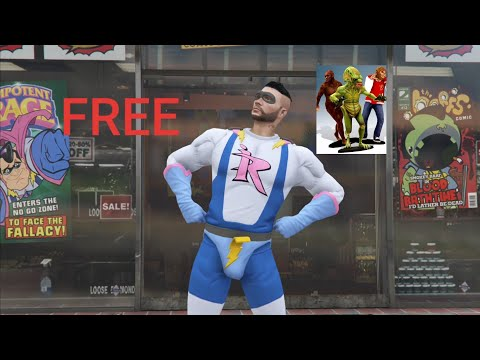 GTA 5 ONLINE- ALL 100 ACTION FIGURES LOCATIONS FREE IMPOTENT RAGE OUTFIT AND HAIRCUT