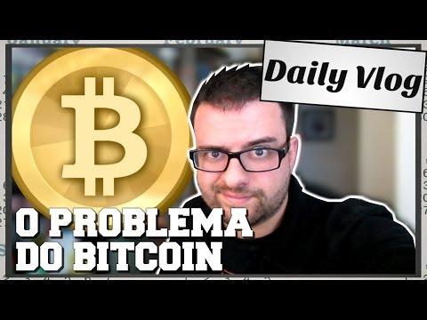 Os dois grandes problemas do Bitcoin