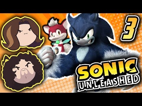 Sonic Unleashed: Reading Some Fan Fiction - PART 3 - Game Grumps